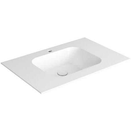 Consolle per bagno WA80 Wave Simas Ceramica