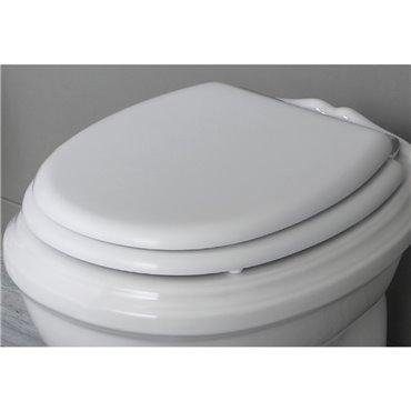 copriwater bianco Arcade Simas Ceramica