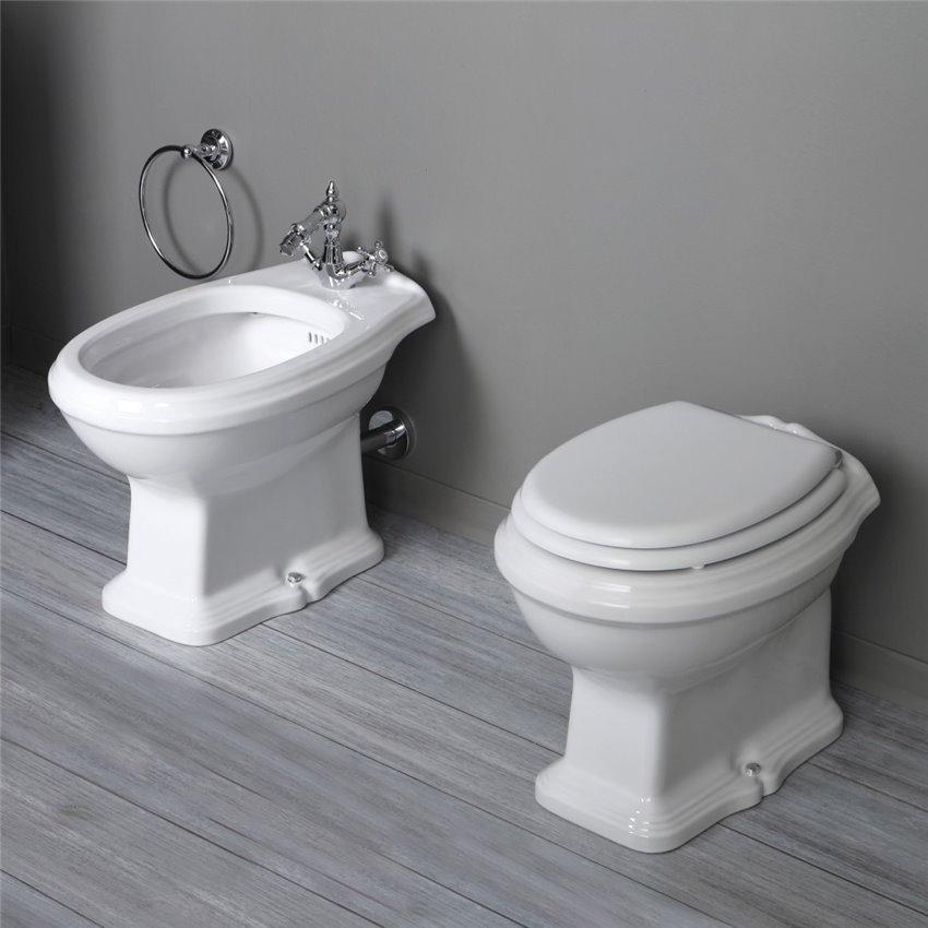 Sanitari bagno retro Arcade AR811 AR823 Simas