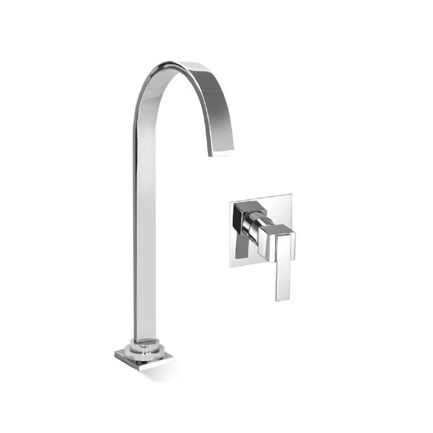 Miscelatore lavabo a incasso Klip 2857