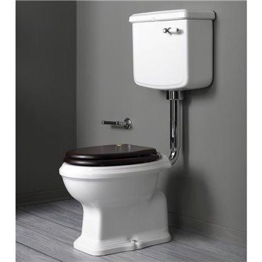 Toilette mit Rucksack-Spülkasten Arcade Simas Ceramica