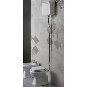 klassische Toilettenschüssel Arcade Simas Keramik