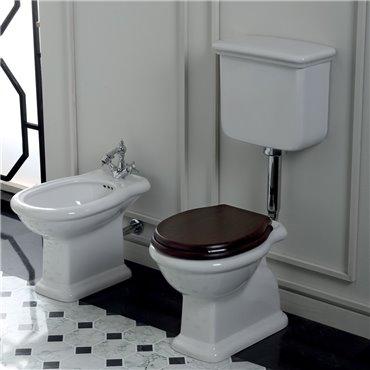 Sanitärkeramik im englischen Stil Lante LA04 LA01 LA28 D11 Simas