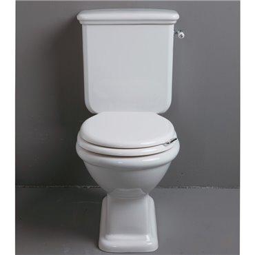 WC WC mit Spülkasten Lante LA07 LA09B D24 Simas