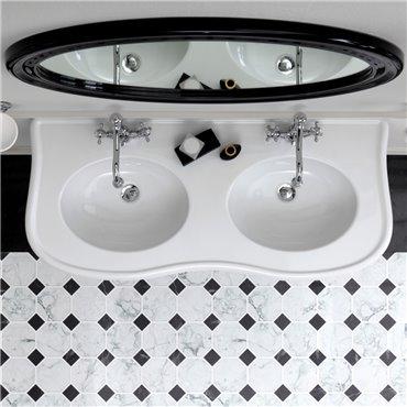 Doppelwaschbecken LA12 Lante Simas Ceramica