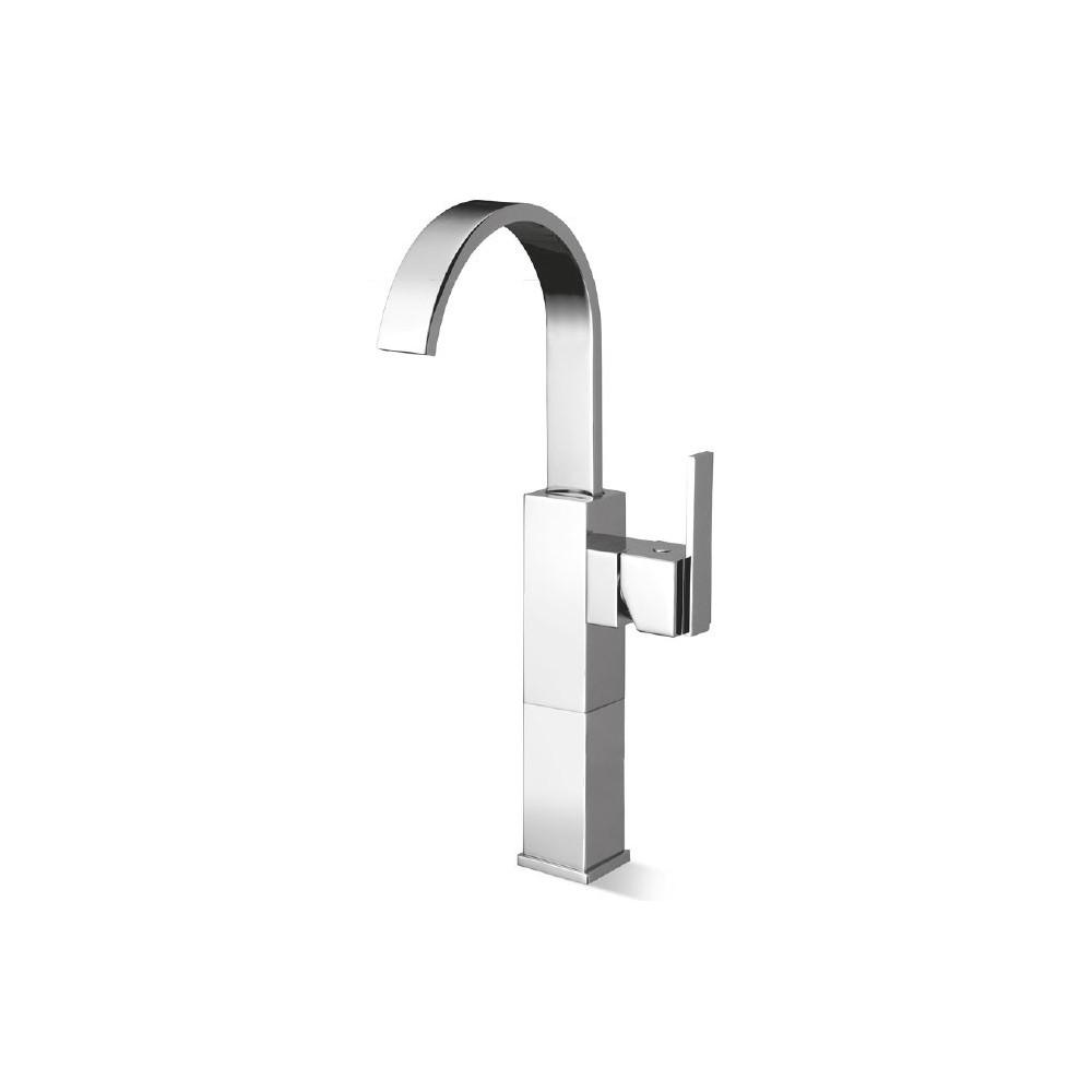 rubinetti alti lavabo appoggio Gaboli Flli Rubinetteria