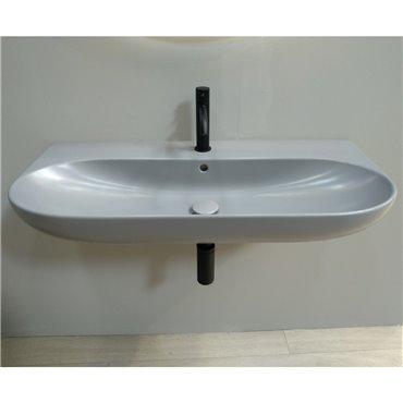 Lavabo bagno grigio Milady Olympia Ceramica
