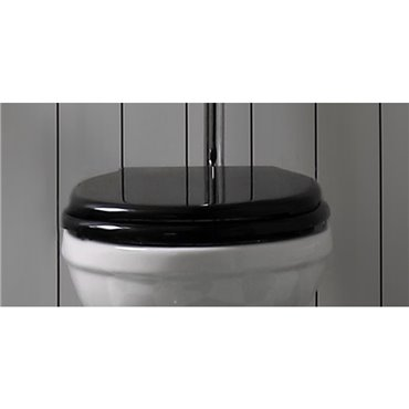 London WC-Beckendeckel Simas Ceramica