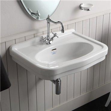 Lavabo vintage bagno Londra Simas Ceramica