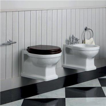 Igienici sospesi stile sanitari a muro classici Londra Simas