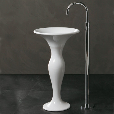 lavabo free standing Olympia ceramica