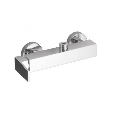External shower mixer Gaboli Fratelli taps