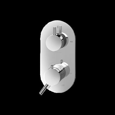 Mitigeur thermostatique de  douche - offre mitigeur thermostatique