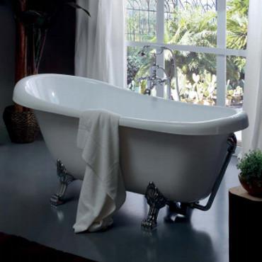 Vasche da bagno vintage prezzi - Vasca da bagno classica