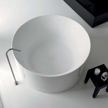 Runde Badewannen aus Italien kaufen, italienisches Design für Ihrs Bad