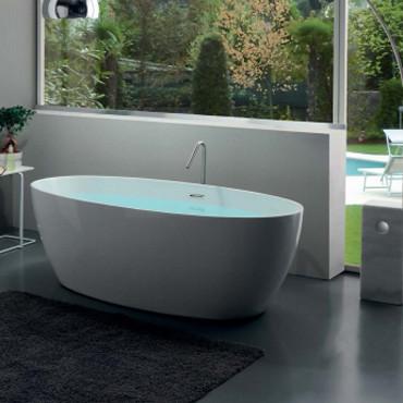 Ovale Badewannen aus Italien günstig online kaufen bei IDEEARREDO
