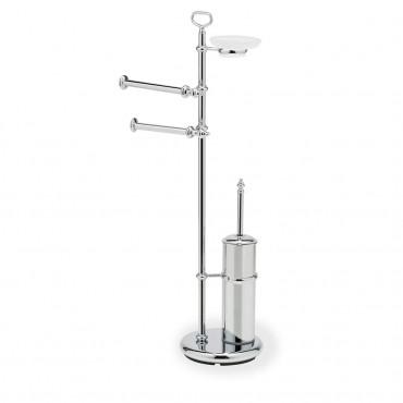 Lámpara de pie para baño