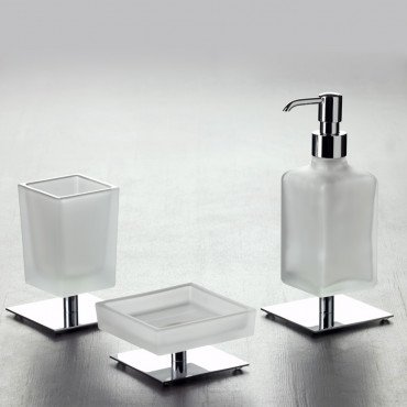 Conception d'accessoires de salle de bain