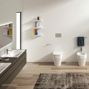 Toiletten und Bidets