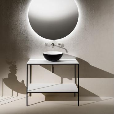 Mueble baño estilo industrial