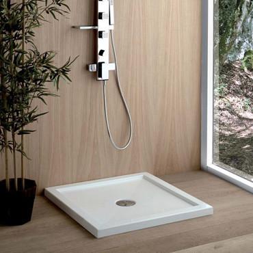 Platos de ducha cuadrados
