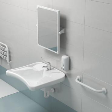 Lavabo pour handicapés