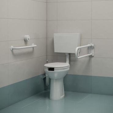 Behindertengerechtes WC