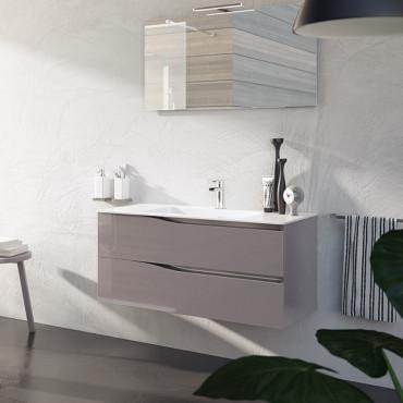 Mobile bagno sospeso offerta prezzi Mobili bagno sospesi on line