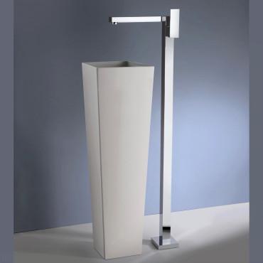 Robinetterie design, robinets de plafond et mitigeur sur pied