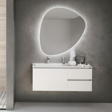 Mobili per bagno bianchi online. Mobile bagno bianco di qualità.