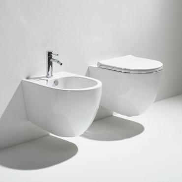 Wand WC und Bidet online kaufen - Hängetoiletten und WCs aus Italien
