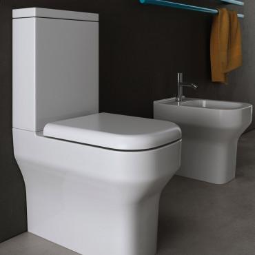 Toiletten mit Spülkasten und Bidets kaufen - Angebote & Preise online