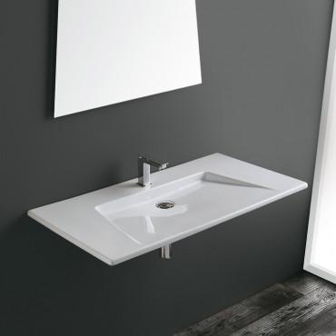 Waschbecken Wandmontage