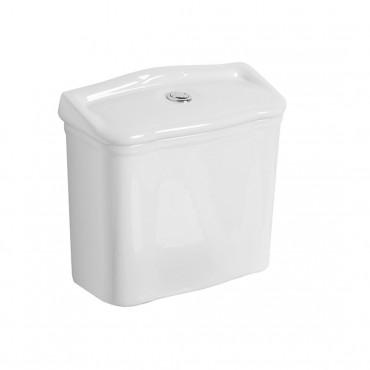 Cassetta scarico wc esterna in ceramica