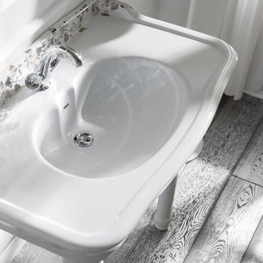Waschbecken mit Ablagefläche aus Italien online bei IDEEARREDO kaufen