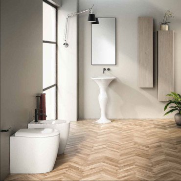 Arredare bagno on line - Ristrutturare bagno - Idee bagno | IDEEARREDO