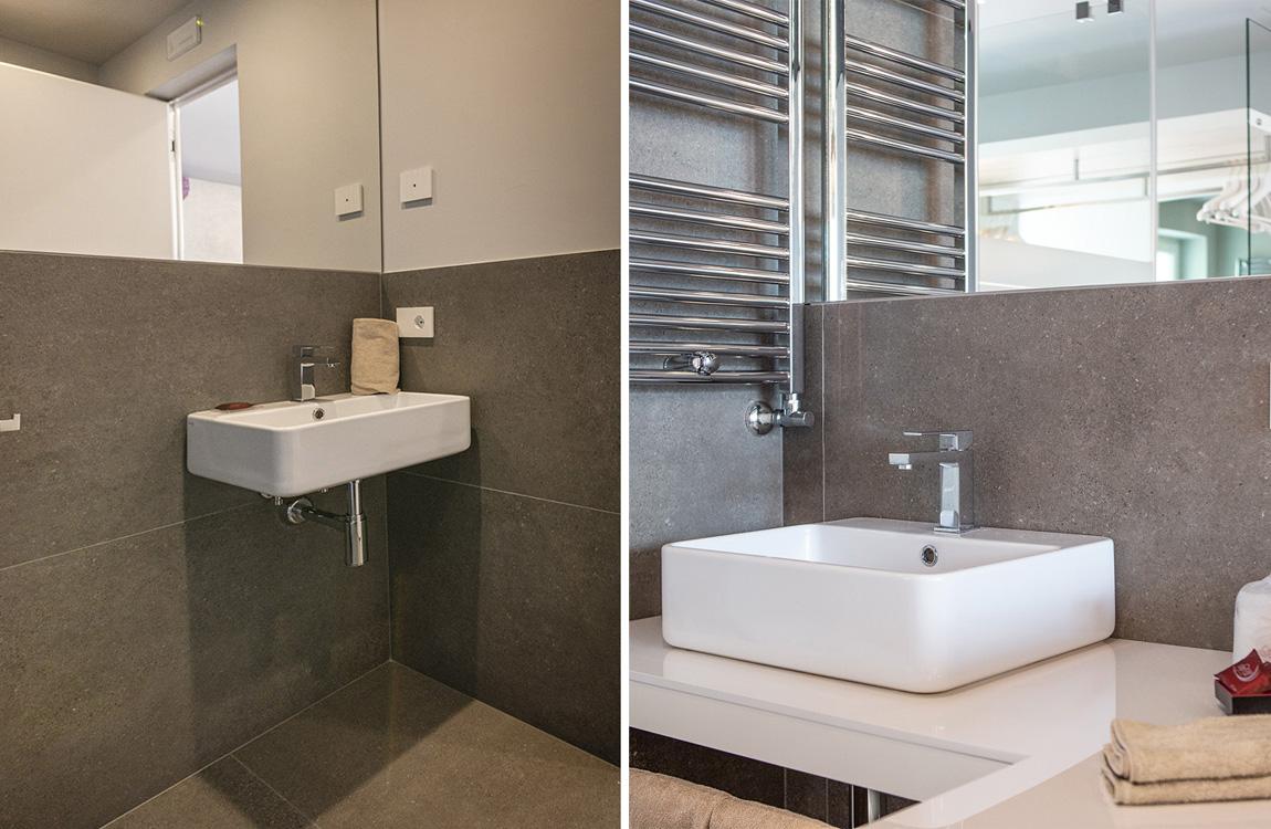 forniture bagno albergo, arredamento hotel