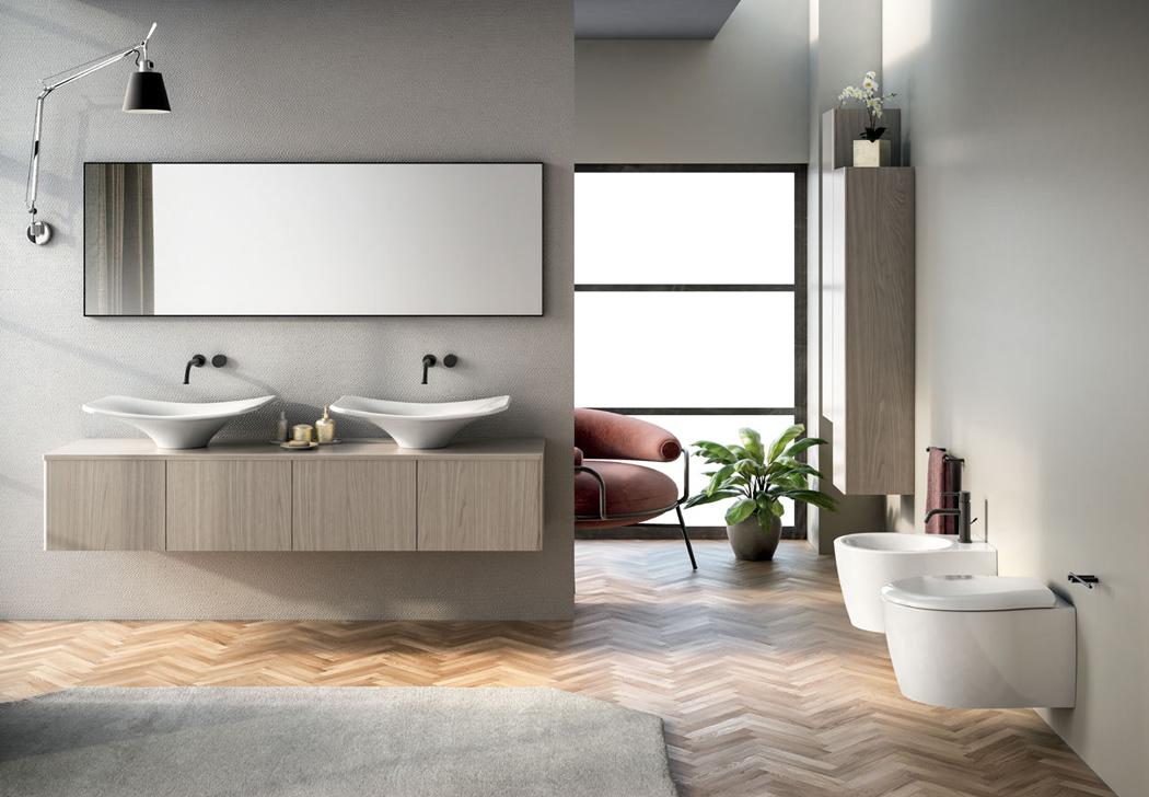 come arredare un bagno moderno - come arredare un bagno classico