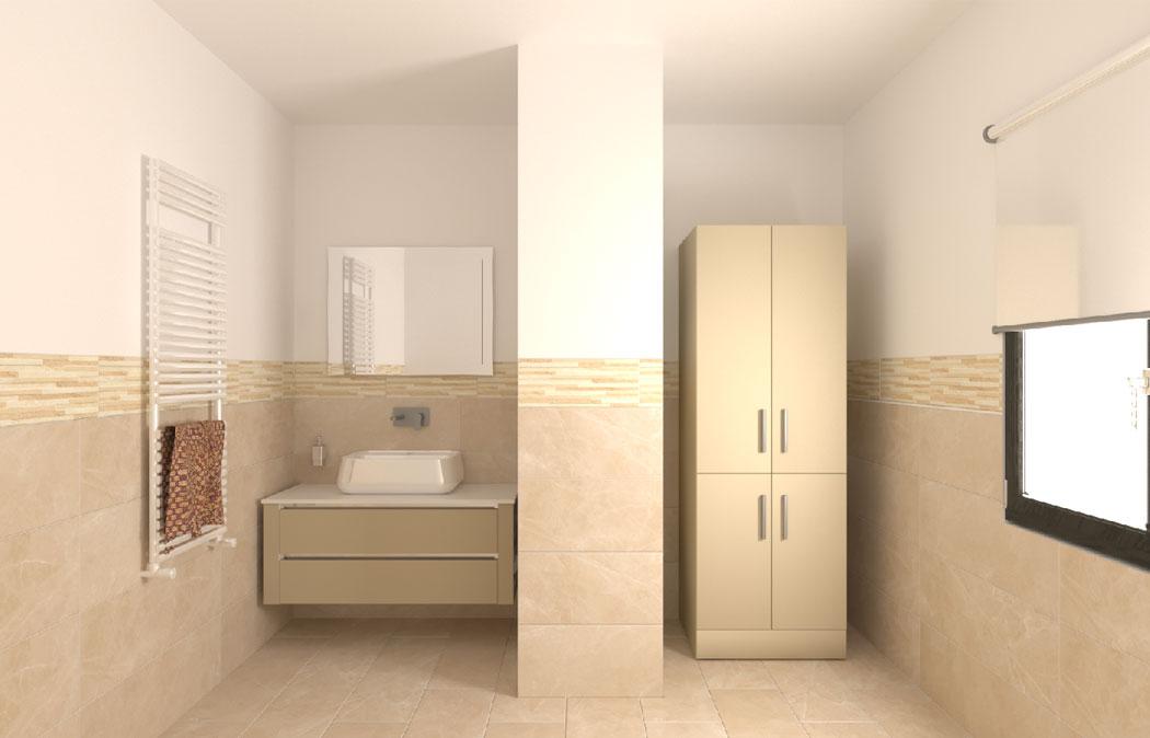 bagno piccolo arredo, bagno piccolo moderno o classico