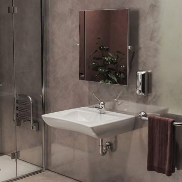 lavabo para discapacitados