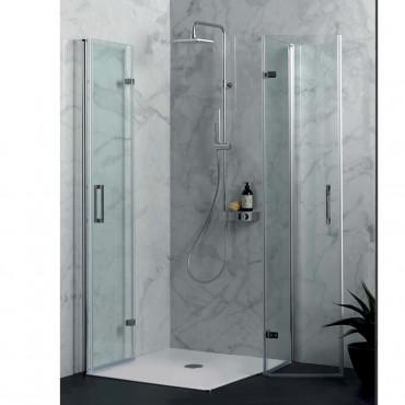 cabine de douche pliante