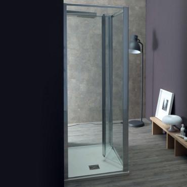 3-seitige Duschabtrennungen