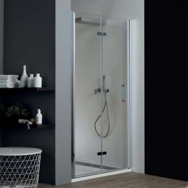 porte de douche pliante