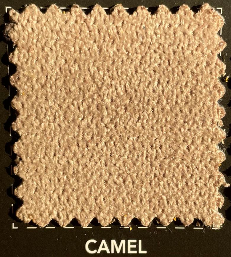 Divano tessuto - CAMEL