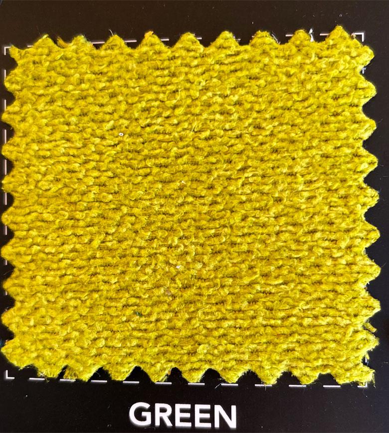 Divano tessuto - GREEN