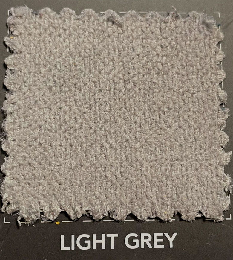 Divano tessuto - LIGHT GREY