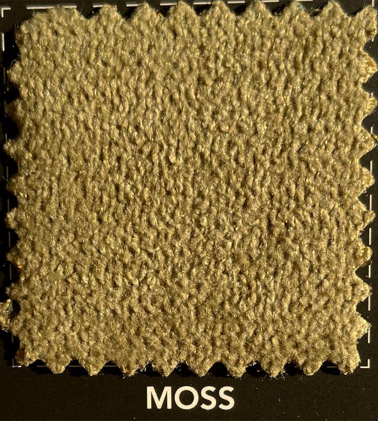 Divano tessuto - MOSS