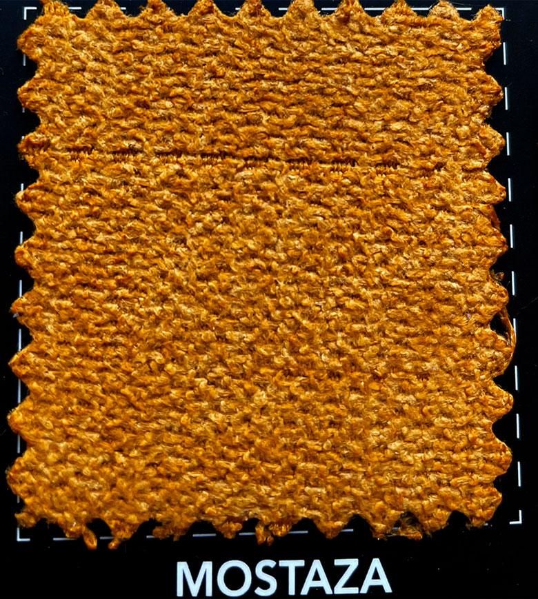 Divano tessuto - MOSTAZA