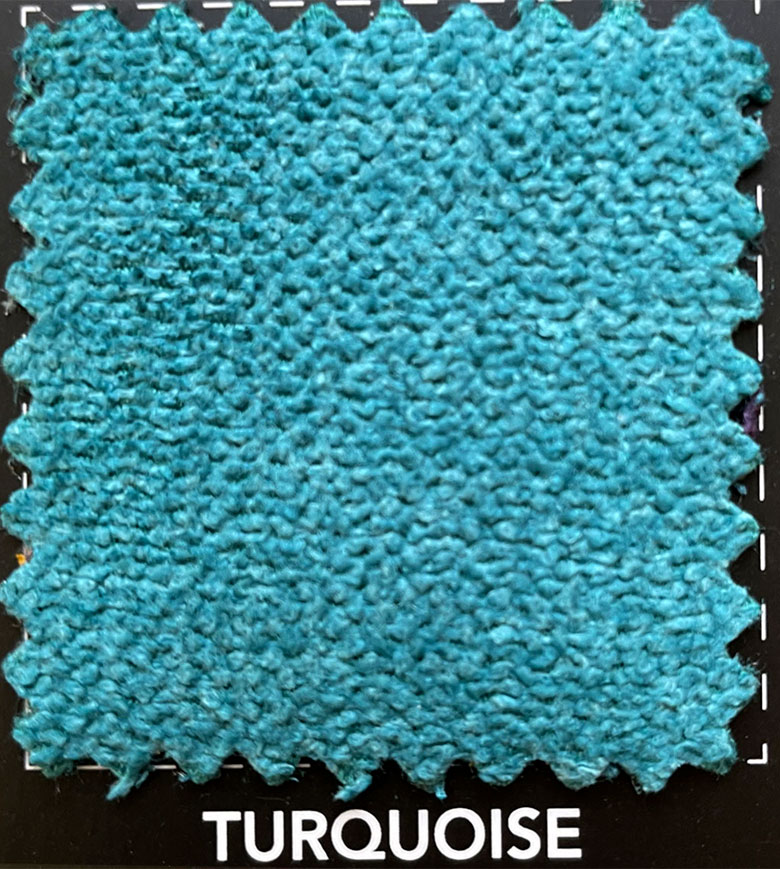 Divano tessuto - TURQUOISE
