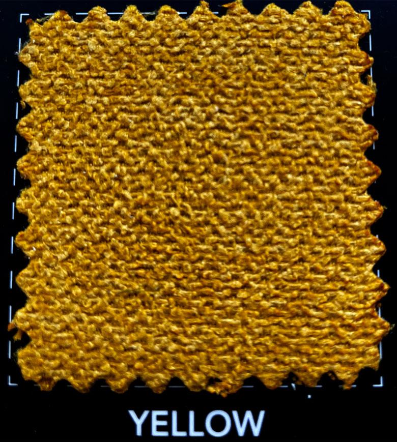 Divano tessuto - YELLOW